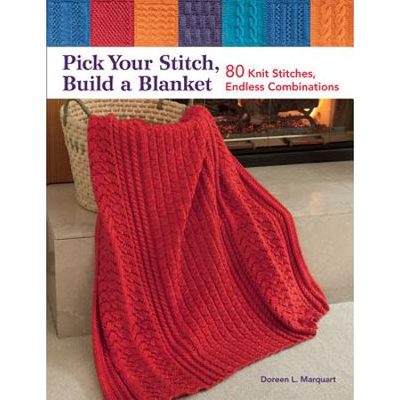 Pick Your Stitch, Build a Blanket - -
