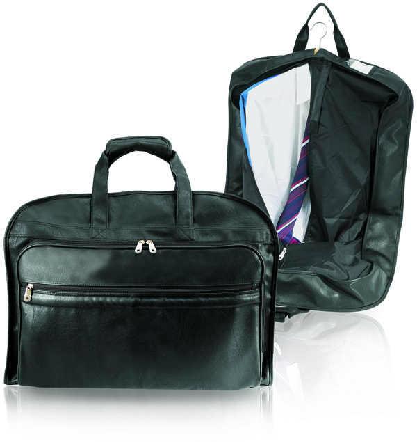us traveler koskin leather carryon garment bag