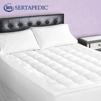 Sertapedic Superior Loft Down Alternative Mattress Pad