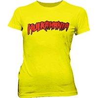 Hulkamania Hulk Hogan Juniors T-Shirt