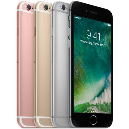 Apple iPhone 6S 128GB GSM Smartphone (Unlocked), Refurbished