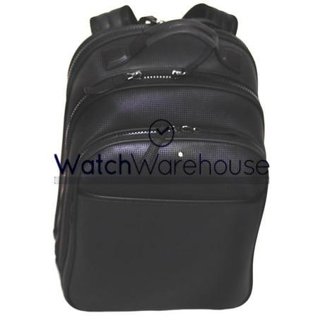 Extreme Xxl Bars - Montblanc Extreme Rucksack Black Leather City Bag 113856