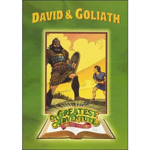 The Greatest Adventures Of The Bible: David And Goliath (Full Frame)