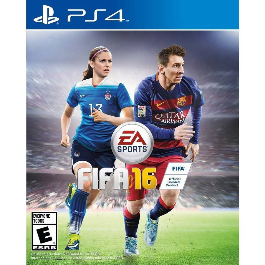 FIFA 16 (PS4) - Pre-Owned