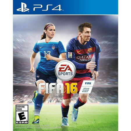 Fifa 16 (ps4) - Pre-owned (Fifa 16 Best Players)