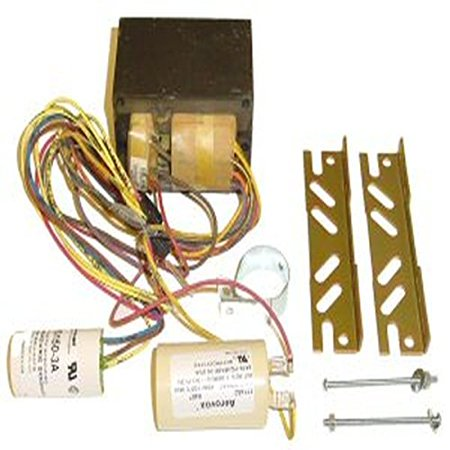 Hid Fixture Quad Tap (Universal Lighting Technologies S100MLTLC3M500K (1) 100 Watt Mogul High Pressure Sodium Lamp Core and Coil Quad Universal HID Ballast Kit 120/208/240/277)