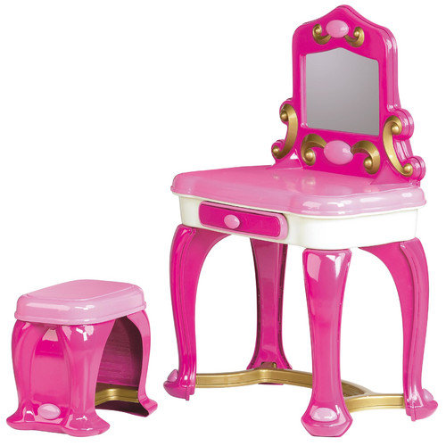 American Plastic Toys Deluxe Vanity with Accessories