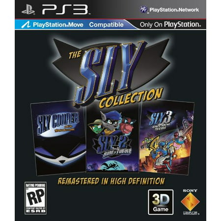 The Sly Collection for PlayStation 3 (Best Sly Cooper Game)