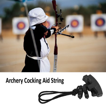 Cocking Device (Yosoo Archery Cocking Device,Cross Bow String Shooting Aid Cocking Rope Device Crossbow Archery Accessory,Archery Cocking Aid)