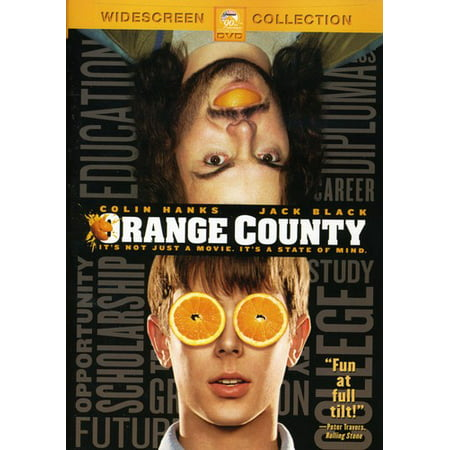 Orange County (DVD) ()
