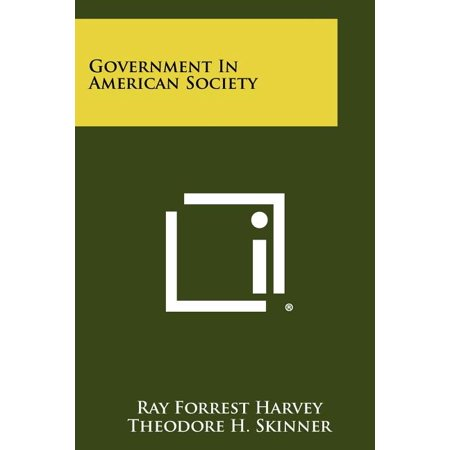 Government in American Society -  Literary Licensing