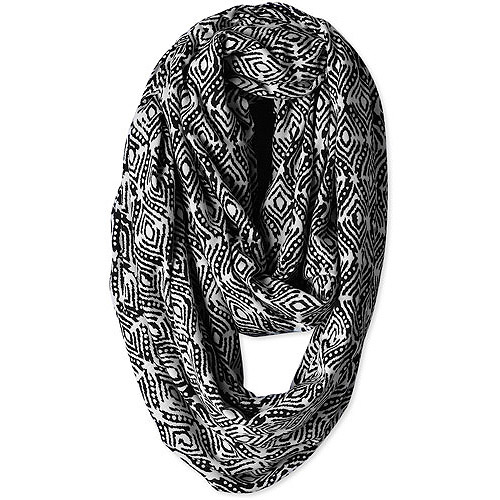 Choose Dominican Republic Women's Printed Infinity Scarf