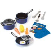 Learning Resources Pretend & Play Pro Chef Set, Ages 3+
