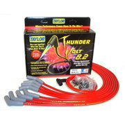 Taylor Wire / Vertex 86232 TAY86232 THUNDERVOLT 8.2 RACE FIT 8 CYL RED