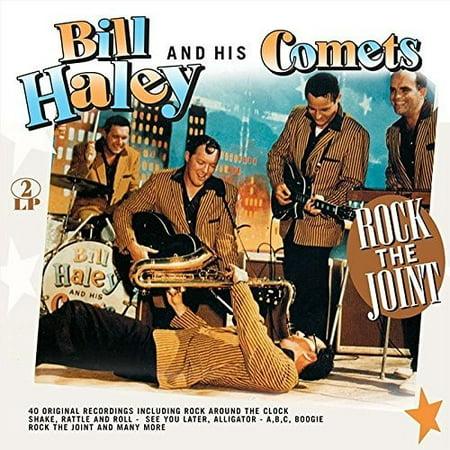 Bill Haley & His Comets - Rock the House! [Vinyl]