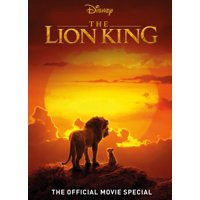Disney The Lion King: The Official Movie Special (paperback)