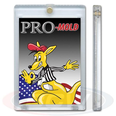 1x PRO-MOLD MH3UV5 Real Thick 120 Pt Magnetic Card Holder (5 Year UV (1 Screw Thick Card Holder)