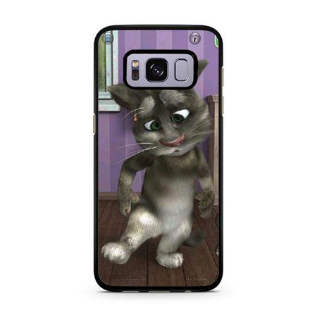Talking Tom Cat Galaxy S8 Case