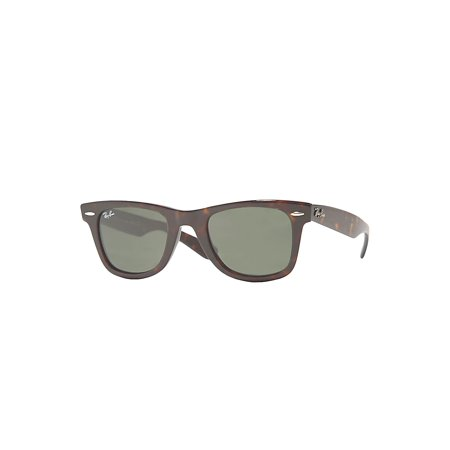 Ray-Ban Unisex RB2140 Classic Wayfarer Sunglasses, (Ray Ban Round Mirrored Metal Sunglasses)