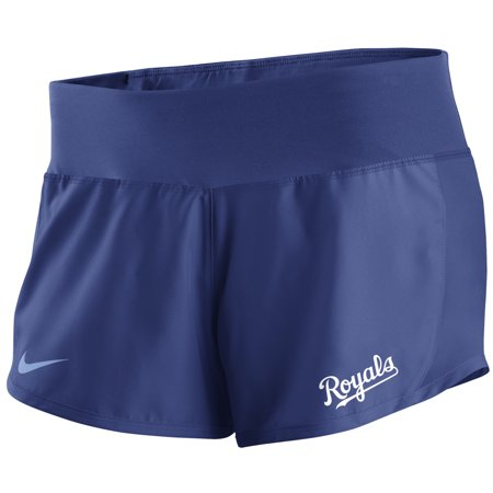 Kansas City Royals Nike Women's Performance Shorts - Royal