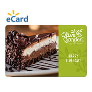 Olive Garden® $25 Happy Birthday (Email Delivery)