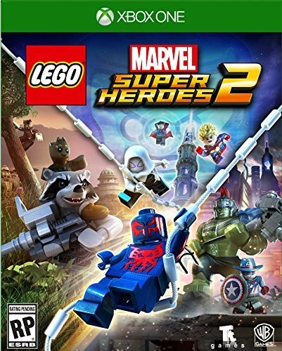 Lego Marvel Super Heroes 2 (Xbox One) by WARNER BROS GAMES