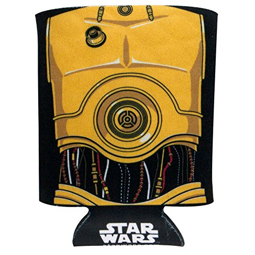 Star Wars C-3PO Character Can Cooler