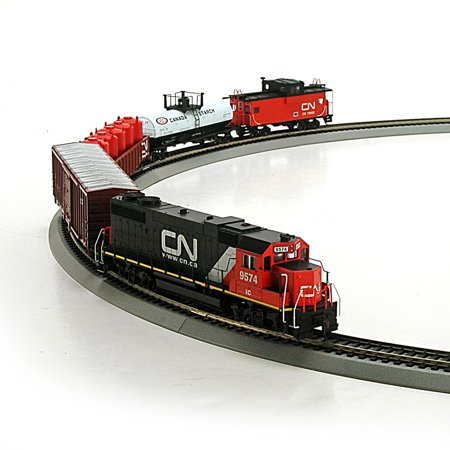 Roundhouse 14262 Ho Canadian Pacific Iron Horse Train Set