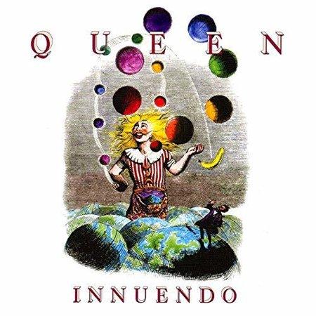 Innuendo (CD) (Limited Edition)