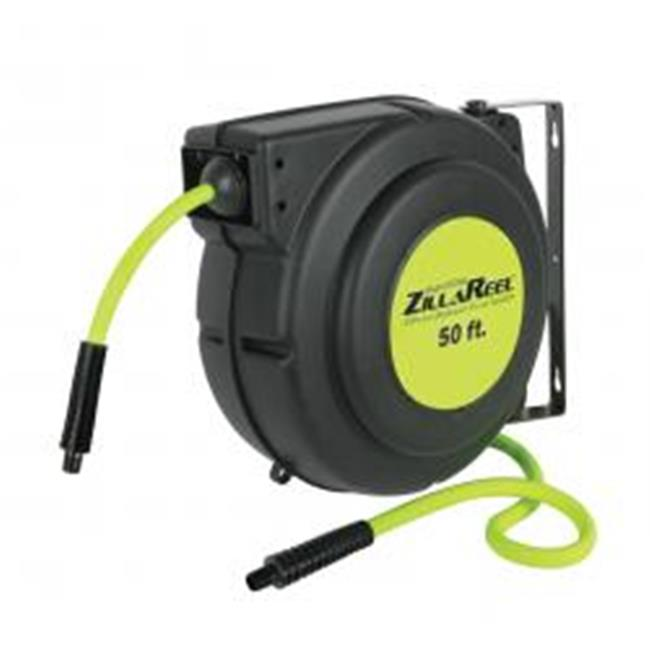 Legacy Manufacture LML8250FZ Air Hose Reel Zilla 0.38 in. x 50 ft. Enclosd Pl - image 1 of 1