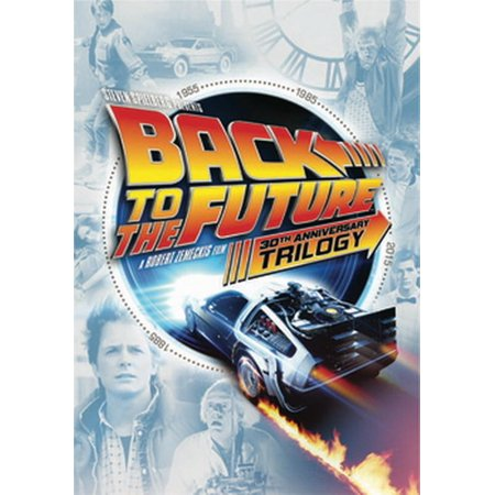 Back to the Future: 30th Anniversary Trilogy (DVD) - Future Halloween Dates