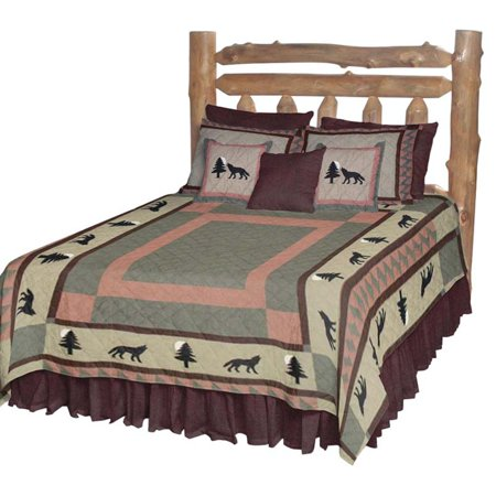 Wolf Trail Quilt (Twin) ()