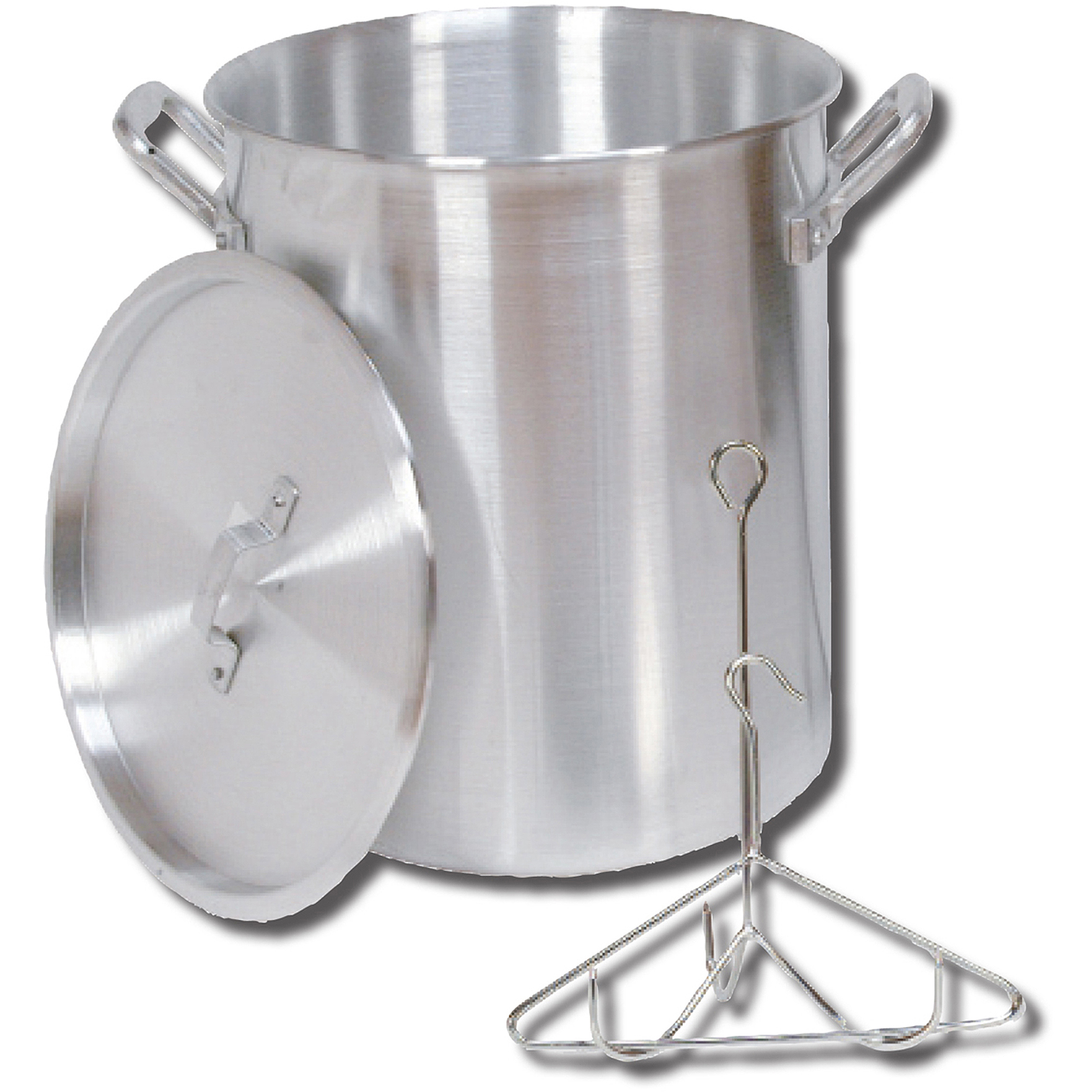 King Kooker Aluminum Turkey Cooking Pot Set