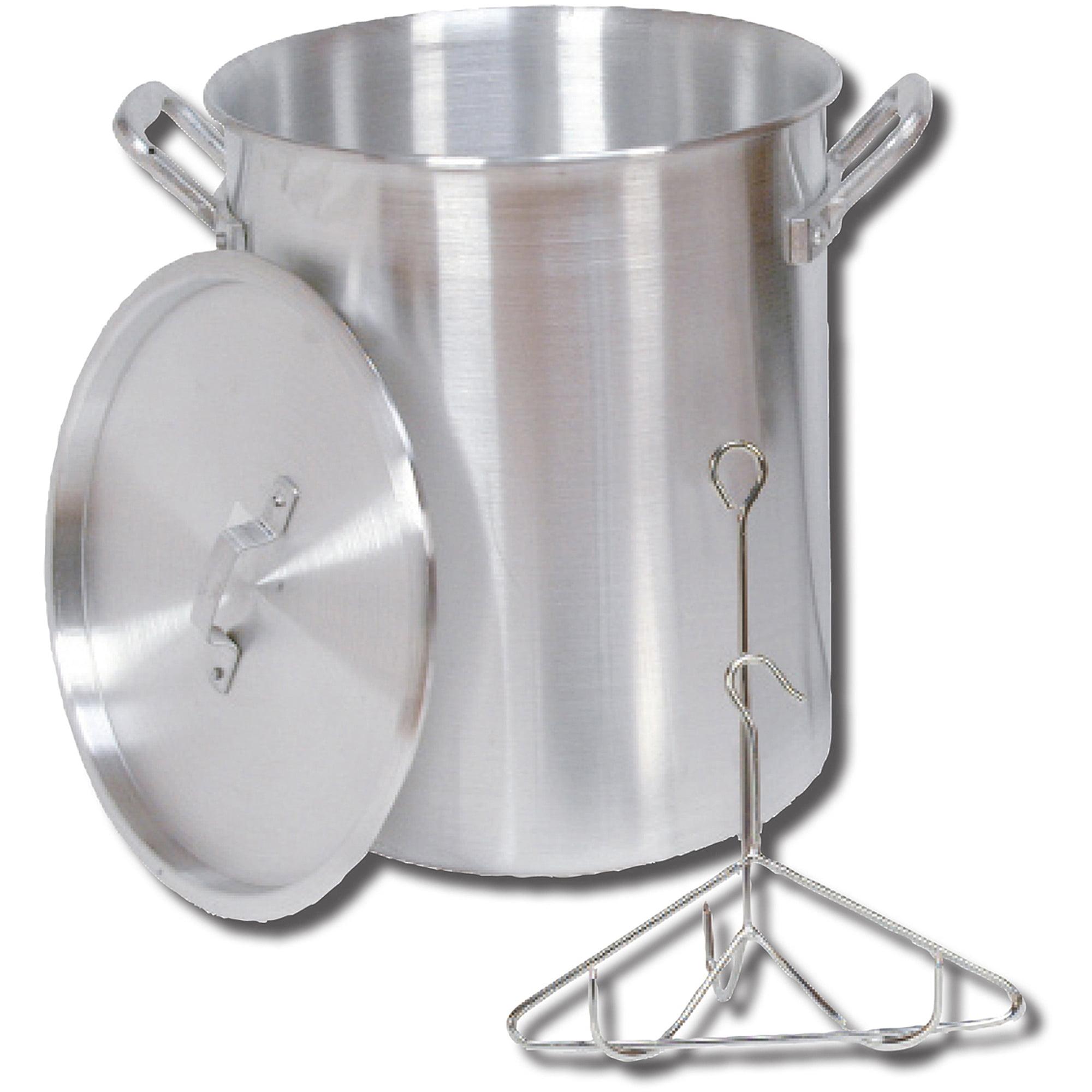 King Kooker Aluminum Turkey Cooking Pot Set