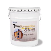Transformation Log & Timber 5 Gallon Pail Brown Tone Medium