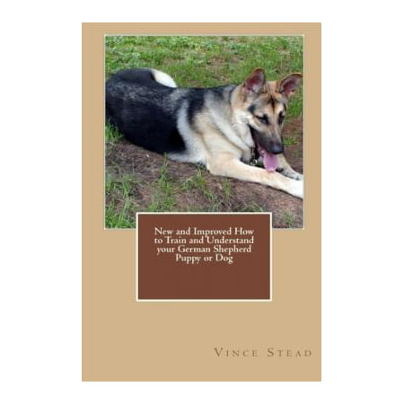 New and Improved How to Train and Understand Your German Shepherd Puppy or Dog - Halloween German Shepherd