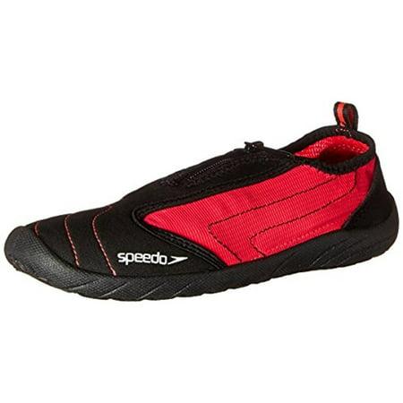 Speedo Womens Zipwalker   Water Shoes Mesh Breathable