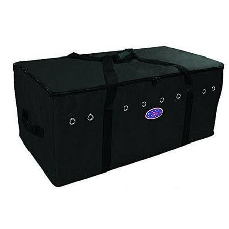 Derby Originals Breathable Heavy Duty Three Layered Full Hay Bale Bags - Black (Hay Bale Bag)