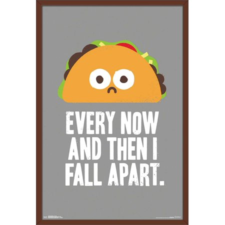 David Olenick - Taco Fail Poster