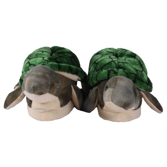 e7e0696d0ab Turtle Our Animal Feet Sea Turtle slippers are the most amazing detail of  any slipper on the market. They are warm and the 1