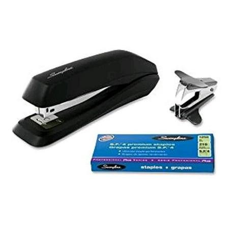 Swingline Standard Desk Stapler Bonus Pack W Remover And Staples