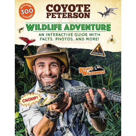 Wildlife Adventure : An Interactive Guide with Facts, Photos, and (Best Wildlife Photos Of All Time)