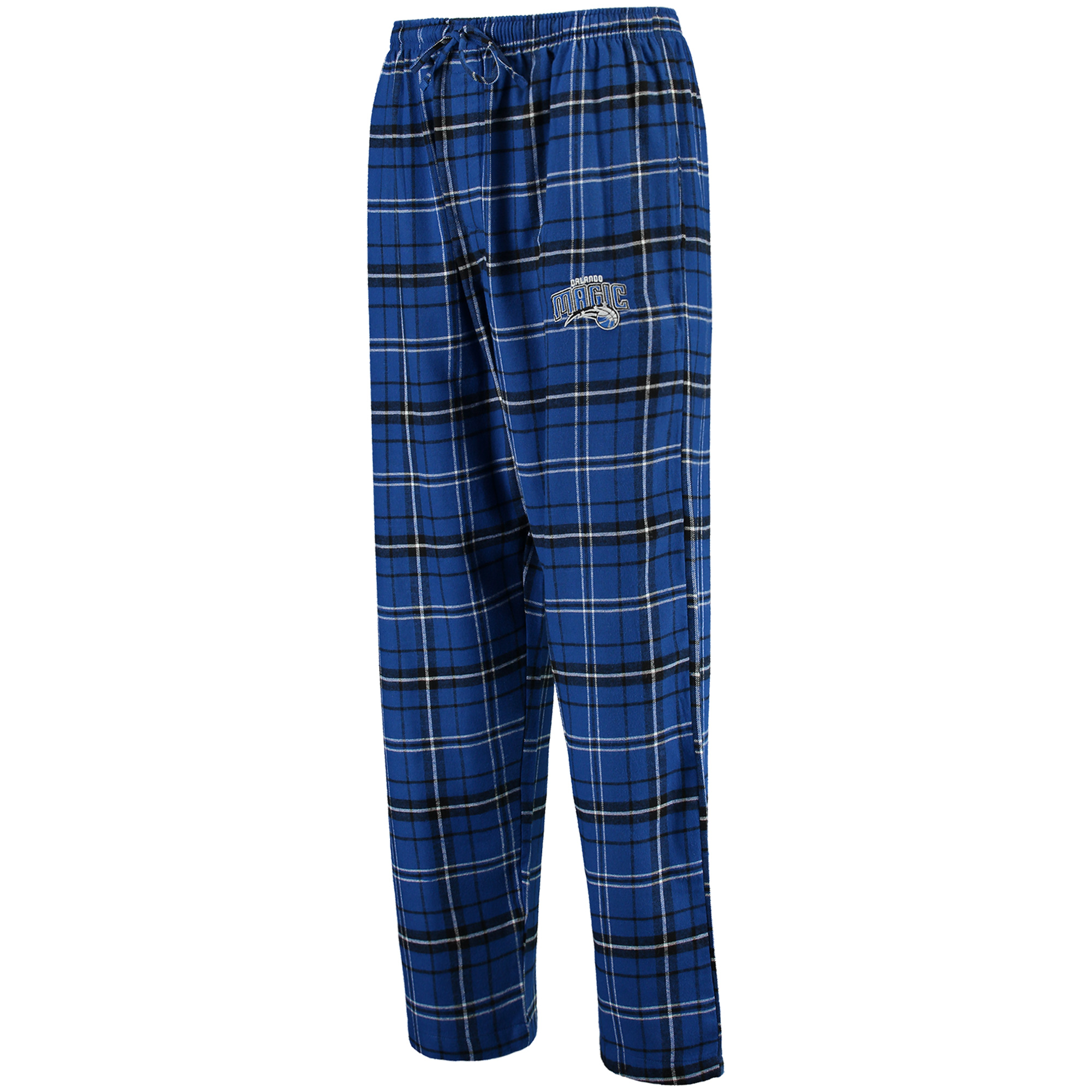 Orlando Magic Concepts Sport Flannel Pajamas Pants - Royal/Black - XL