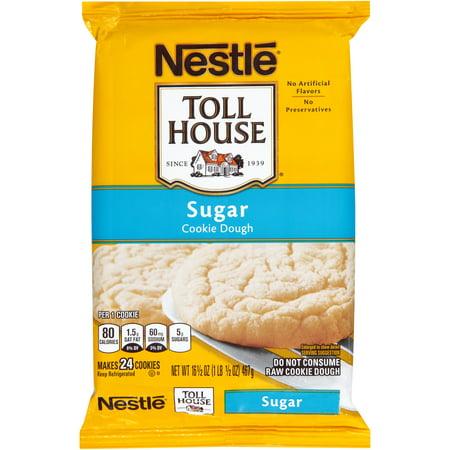 Nestle Toll House Sugar Cookie Dough 16 5 Oz Bar