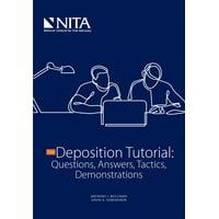 NITA: The Deposition Tutorial (Paperback)