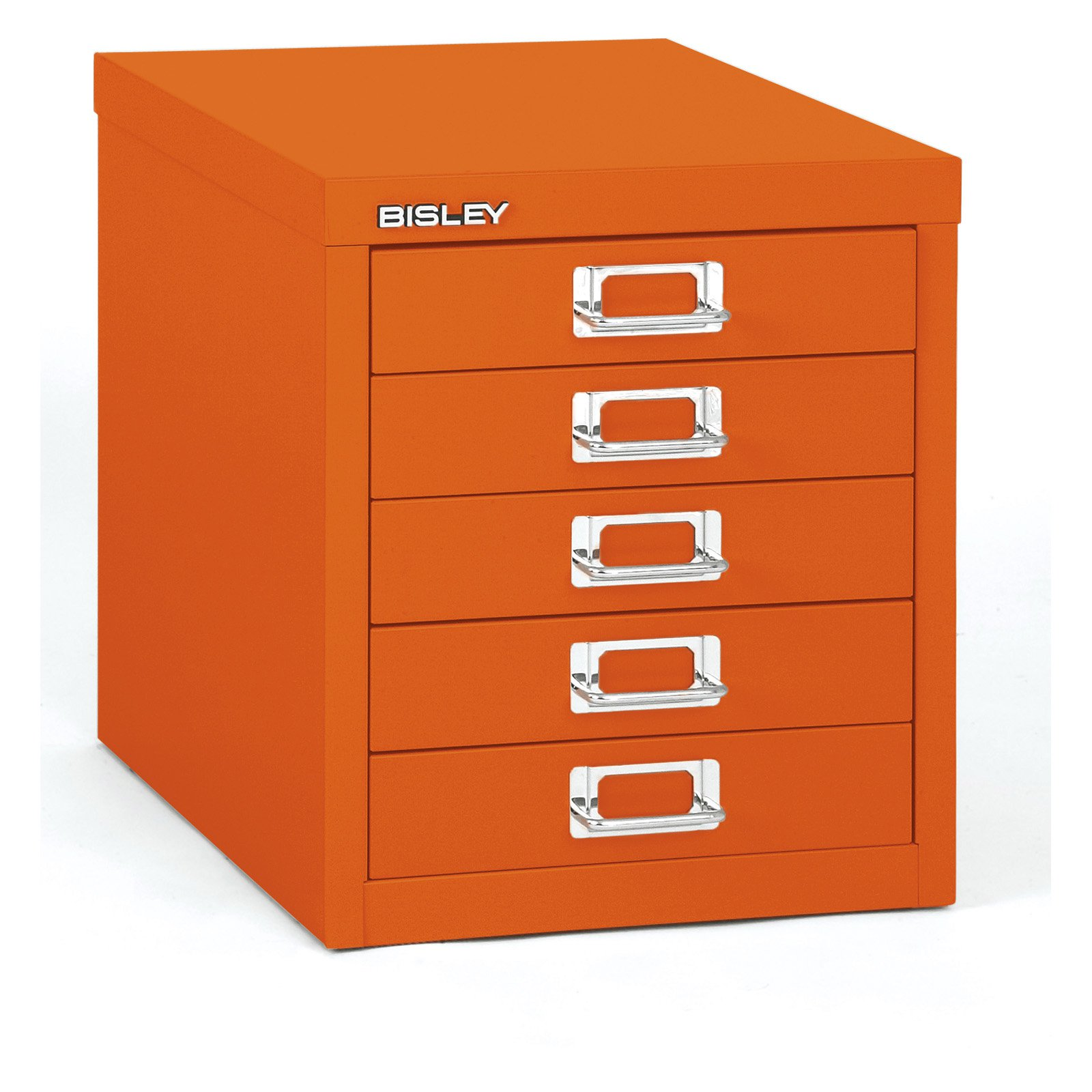 Bisley Steel 5 Drawer Desktop Multidrawer Storage Cabinet   Walmart.com