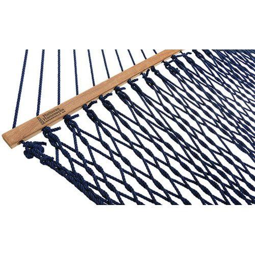 Highland Dunes Hamby Large Rope Cotton Tree Hammock
