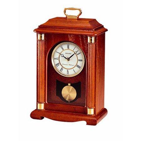 Seiko Raymond Carriage Mantel Clock