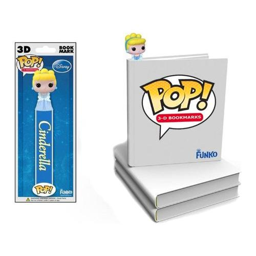 Disney Princess Funko POP! 3-D Bookmarks Cinderella Bookmark