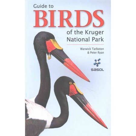 Photographic Field Guide to Birds of the Kruger National Park - Halloween Freddy Krueger Prank